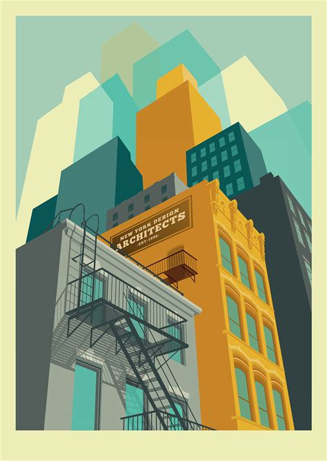 New Illustrations new york illustrations on behance