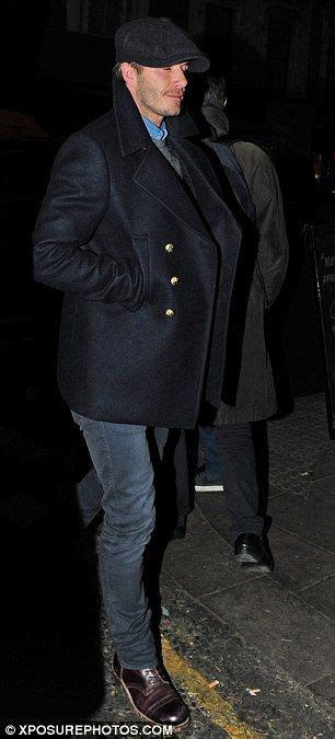 Can David Beckham Make American Athletes More Fashionable by 17 Best Images About Leather Wool Coat From Eagle Ages