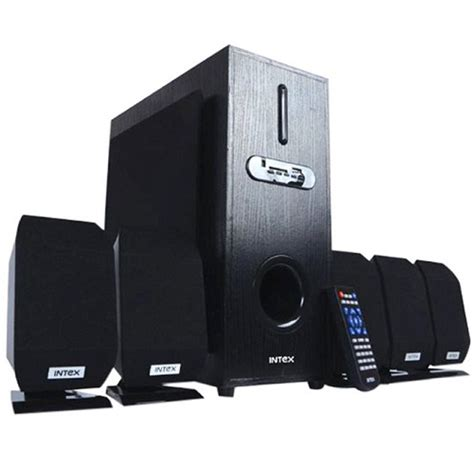 intex it 4000bt 5 1 bluetooth home theatre speakers price