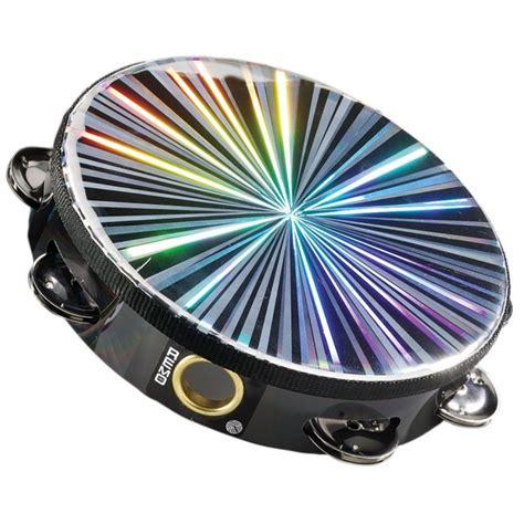 jual remo ta 4110 48 radiant tambourine 10 single row