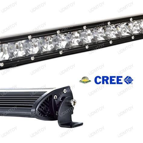 21 Inch 100w Cree Single Row Slim Led Light Bar For Truck Slim Led Light Bar