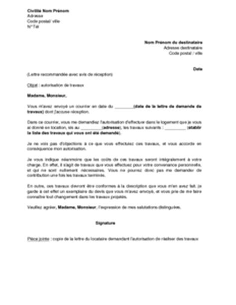 Demande De Permission Lettre Application Letter Sle Exemple De Lettre De Demande Permission