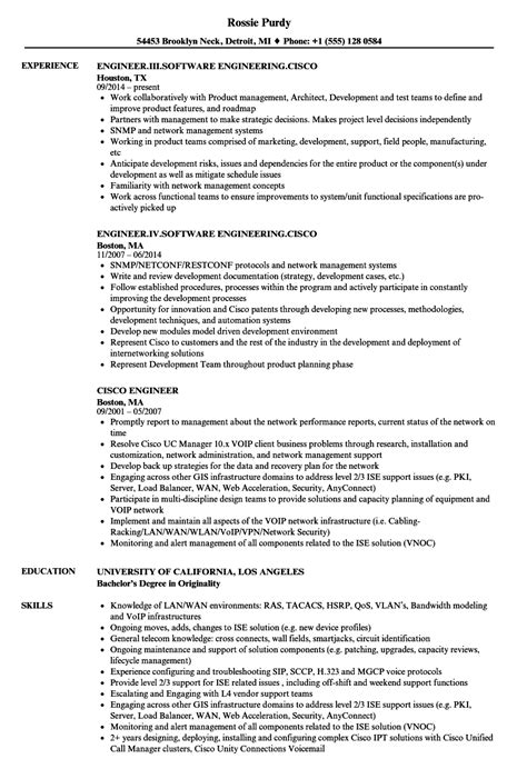 Cisco Voip Engineer Cover Letter by Resume Cover Letter Exles For Caregiver Resume Cover Letter Operations Manager Resume Cover