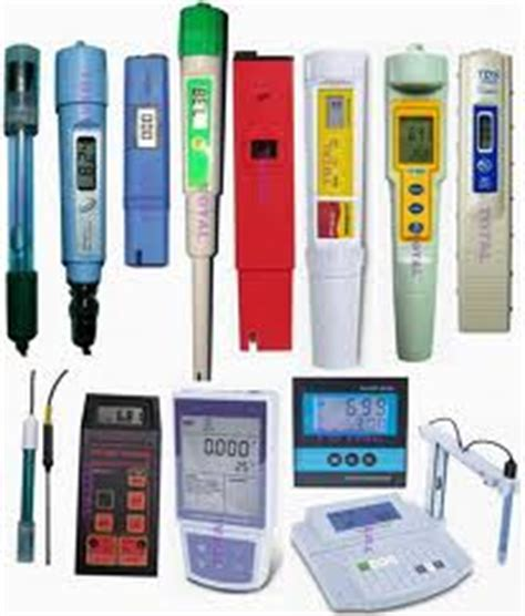 Alat Pengukur Ph Sabun ph meter conductifity tds do meter alat kesehatan