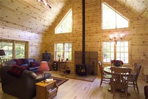 white pine paneling tongue  groove  log home shoppe