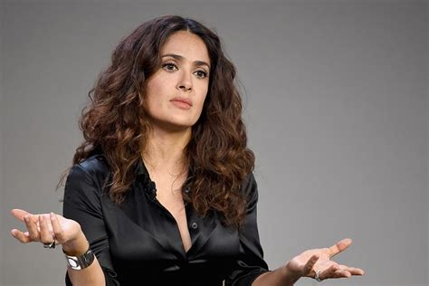 hollywood actress above 50 salma hayek height weight age affairs salary family