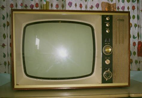1960s television set televisions in the 1960s growl tigger s blog