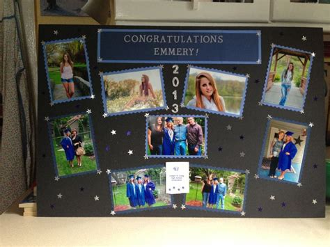 picture board ideas high school graduation picture board party ideas pinterest