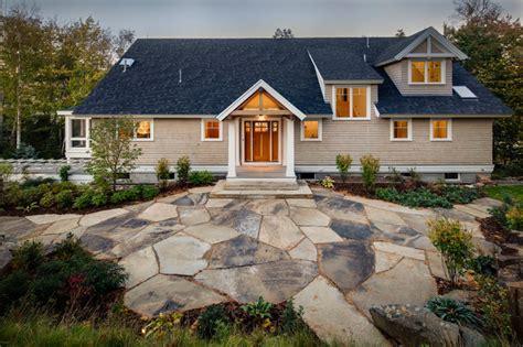 Modern Home Design Maine Maine Contemporary Style Exterior Portland