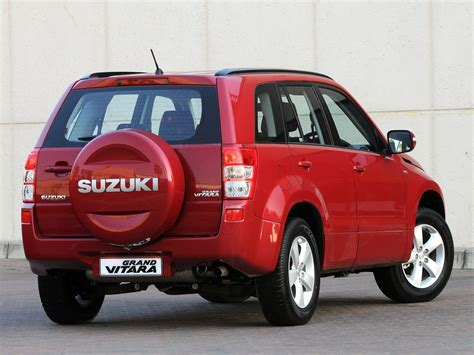 Suzuki Grand Vitara 5 Door Suzuki Grand Vitara 5 Doors 2008 2009 2010 2011 2012