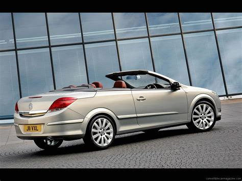 opel convertible vauxhall opel astra twintop buying guide