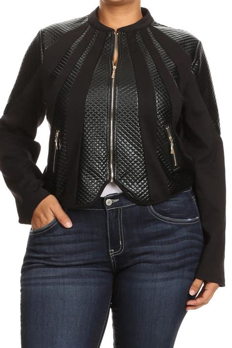 fit focused in 52 the riderã s weekly mind and companion books slay rider plus size leather jacket plussizefix