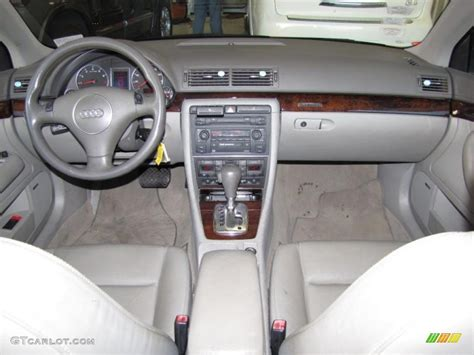 2002 Audi A4 Interior by Beige Interior 2002 Audi A4 3 0 Quattro Sedan Photo