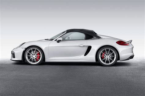 porsche boxster spyder 2015 porsche boxster spyder 2015 revealed meet the al fresco