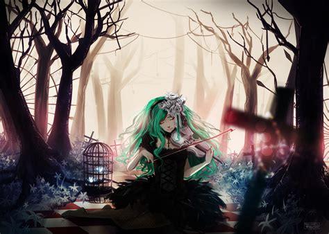 anime wallpaper violin anime girl wallpaper music violin pinterest girl