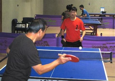 Alameda Table Tennis by Popular Abroad Table Tennis Takes Hold In Alameda Local