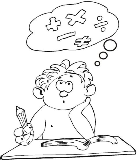 coloring pages education com free coloring pages of student