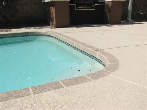 cool deck swimming pool patio sledge concrete coatings