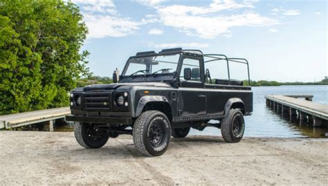 land rover defender 110 convertible 1991 land rover defender 110 convertible