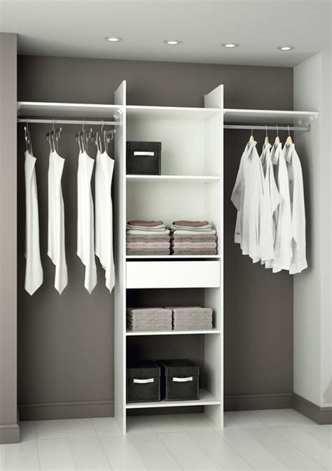idee rangement placard chambre
