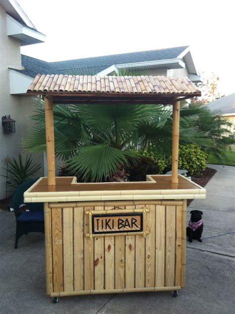 pallet tiki bar pallet ideas this