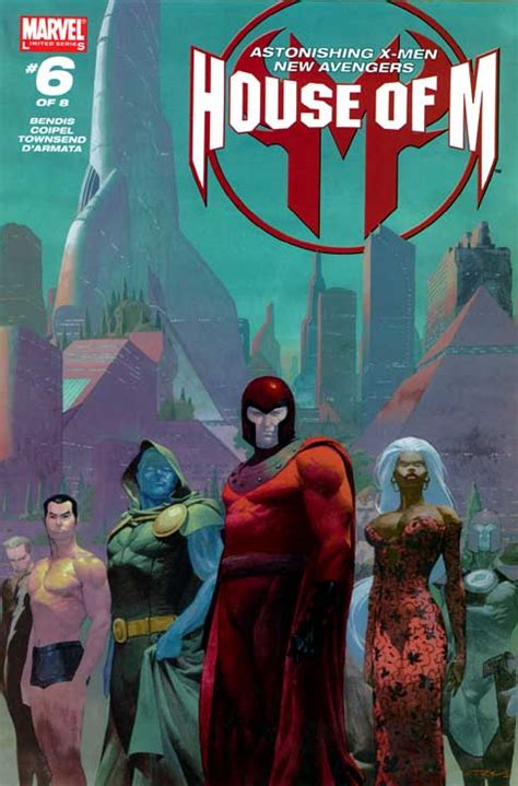 House Of M by Your Guide To Civil War Disassembled House Of M And The