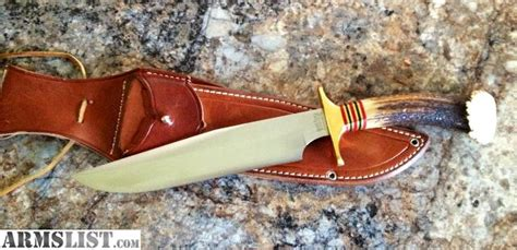 bark river bowie knives for sale armslist for sale bark river knives custom bowie
