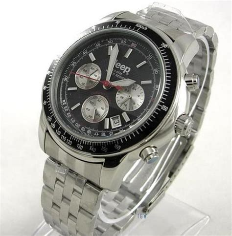 s watches brand new geniune mens jeep 20atm scuba diving chronograph was sold