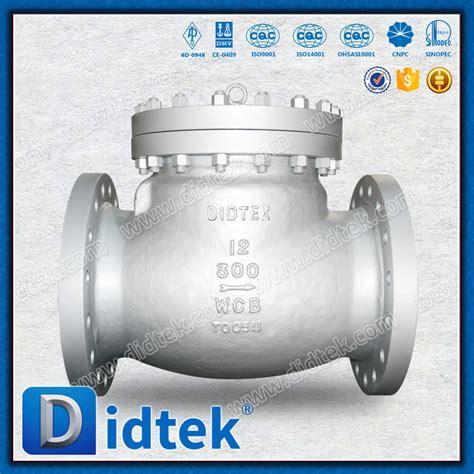 cast steel swing check valve swing check valve oil check valve chemical check valve