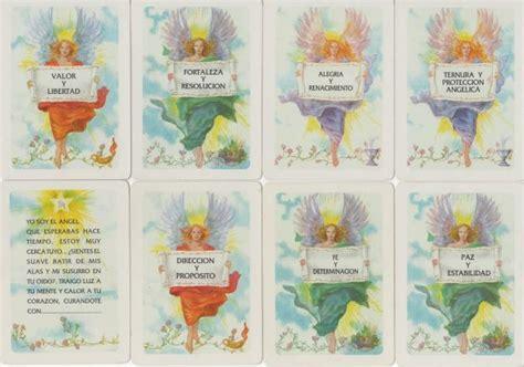 cartas orculo de las el or 225 culo de los 193 ngeles