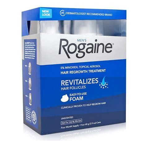 10 minoxidil for men rogaine foam regaine men 5 minoxidil 4 month supply