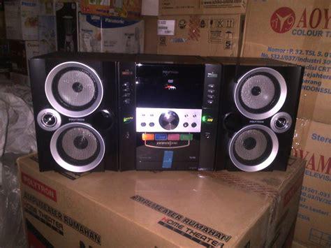 Polytron Audio Xl 2900 Jual Hifi Compo Polytron Xl 2900 Radio Dvd Usb Di