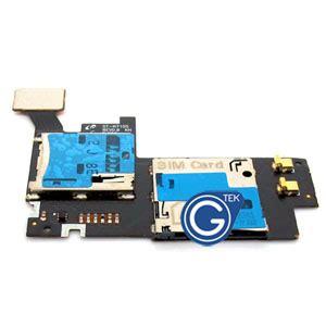 Flexibel Memori Card Samsung Note 8 In samsung galaxy note ii lte n7105 sim card with memory card flex note 2 lte n7105 note