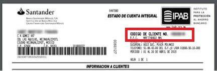 codigo banco santander c 243 digo de cliente de santander rankia
