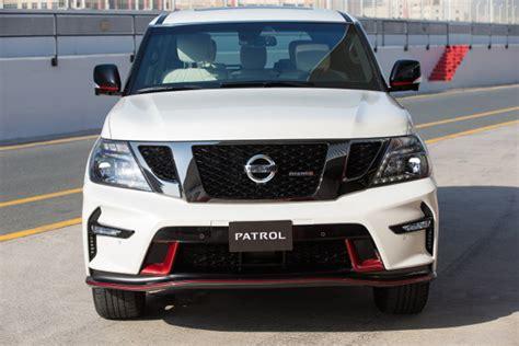 Nissan Patrol Facelift 2020 by 2018 Nissan Patrol Redesign Diesel V6 Specs Facelift