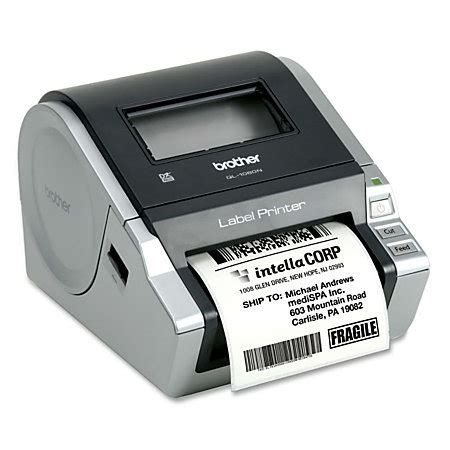 ql 1060n label printer by office depot officemax