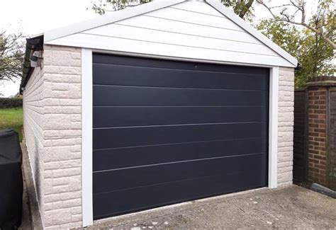 sectional electric garage doors sectional garage doors shutter spec security