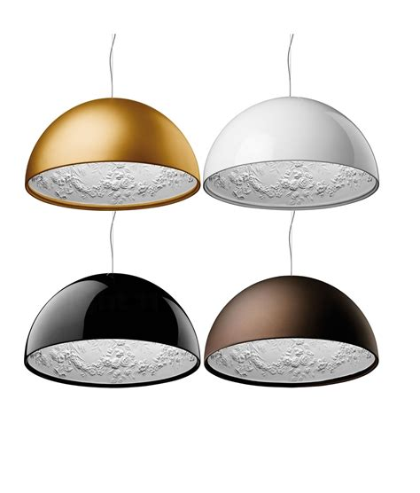 Skygarden Pendant By Flos Five Colours And Two Sizes Skygarden Pendant Light