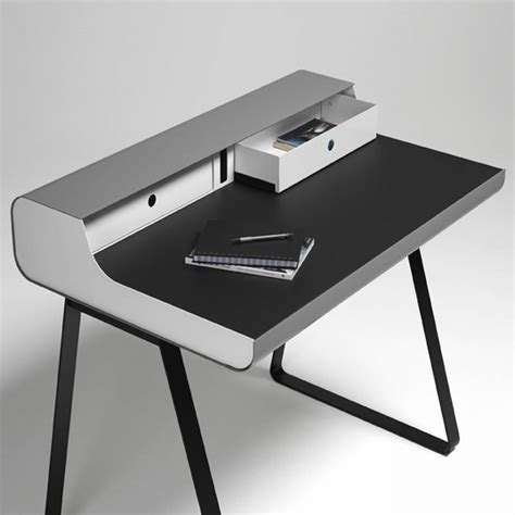 modern metal desk muller desk ps10 desks office metal ultra modern