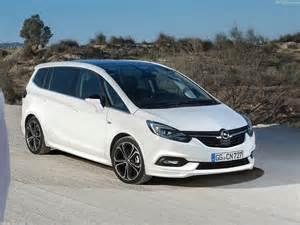 Opel Zafira Opel Zafira 2017 Picture 3 Of 82