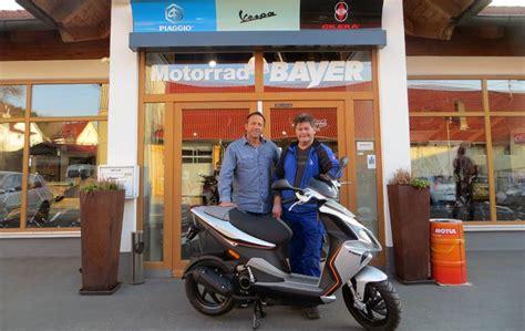 Motorrad Bayer Jakob by Reiner Raach Gewinner Der Tombola Mit Jakob Bayer