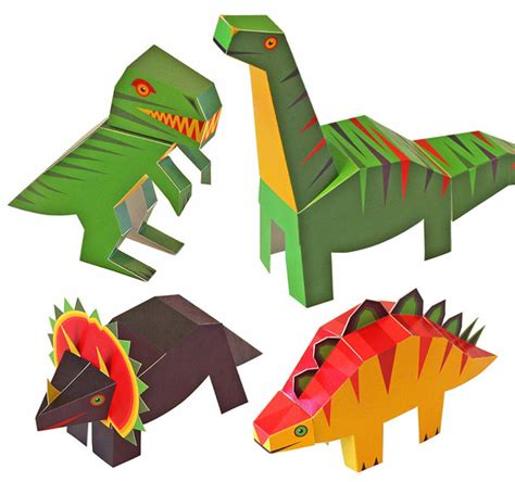 How To Make Paper Dinosaurs - how to make paper dinosaur 28 images disney the