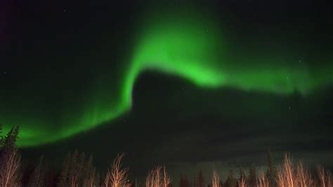 can you see the northern lights in vancouver canada this is what the northern lights look like in real time in