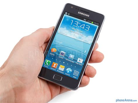 Samsung Galaxy Ac Plus samsung galaxy s ii plus review