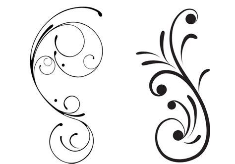 Wedding Font Gimp by 26 Floral Brushes For Photoshop Gimp Design
