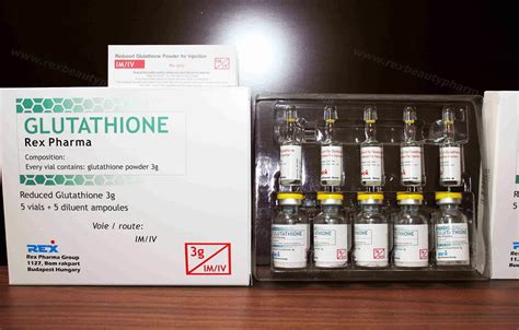 Gluta Skin glutathione iv injection for skin whitening