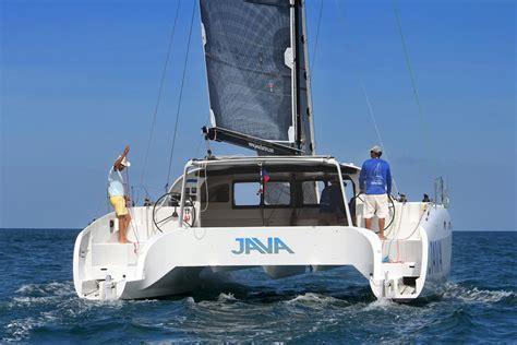 phuket  krabi boat rental stealth  catamaran boat   bay