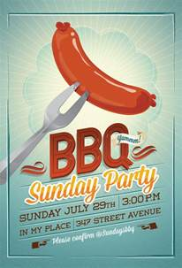 free bbq flyer template bbq flyer invitation by hitomodachi on deviantart