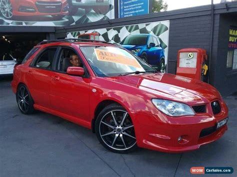 Subaru Imprezas For Sale by Subaru Impreza For Sale In Australia