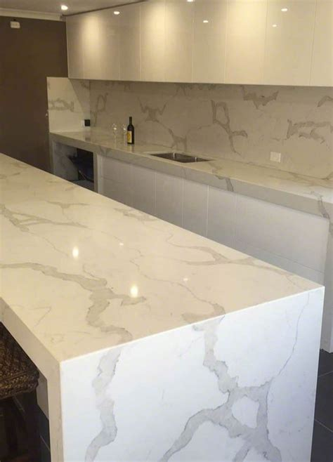 Quartz Countertops That Look Like Marble by 29 Quartz Kitchen Countertops Ideas With Pros And Cons